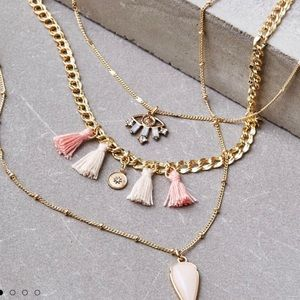 New American Eagle Necklaces